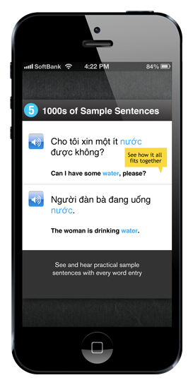 Best Vietnamese Words & Phrases App - WordPower Vietnamese